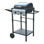 کباب پز فلر مدل BQG60MW - Feller BQG 60 M-W Barbecue