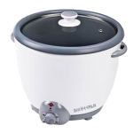 پلوپز پارس خزر مدل RC-181 TYAN - Pars Khazar RC-181 TYAN Rice Cooker