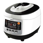 زودپز سام مدل PC-5733 S - SAM PC-5733 S Pressure Cooker
