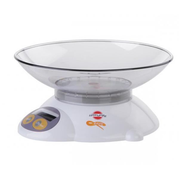 ترازوی آشپزخانه پارس خزر مدل DS5000P | Pars Khzar DS5000P Kitchen Scale