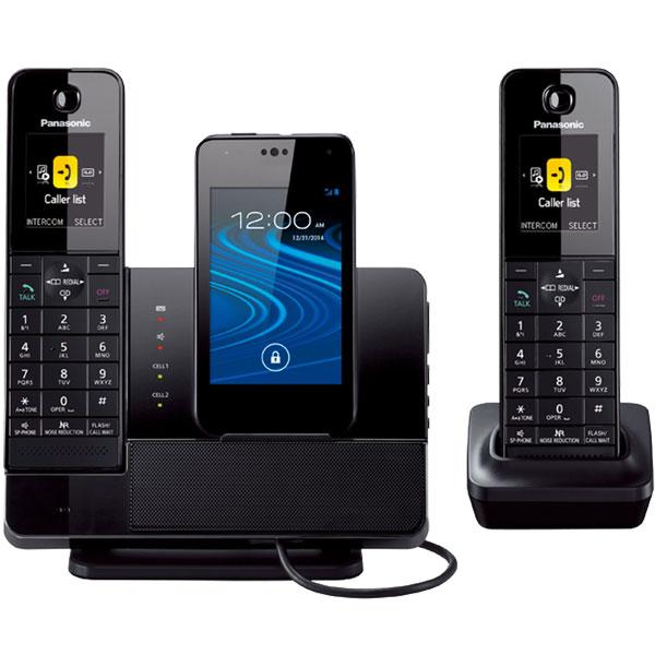 تلفن بی سیم پاناسونیک مدل KX-PRD262 | Panasonic KX-PRD262 Wireless Phone