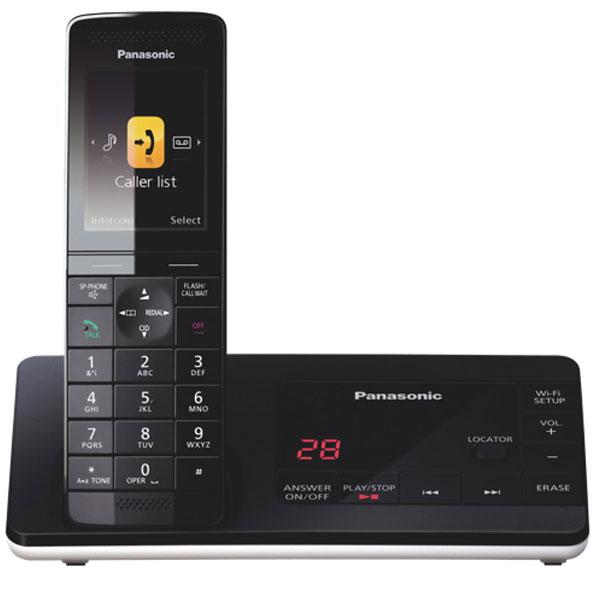 تلفن بی سیم پاناسونیک مدل KX-PRW130   Panasonic KX-PRW130 Wireless Phone
