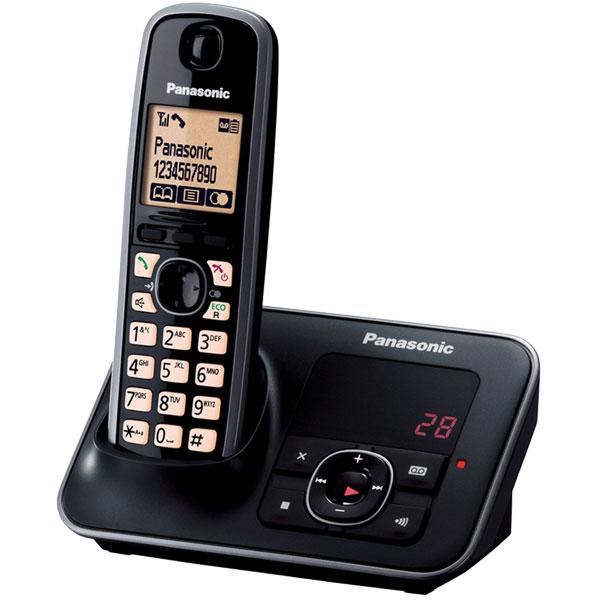 تلفن بی سیم پاناسونیک مدل KX-TG3721 | Panasonic KX-TG3721 Wireless Phone
