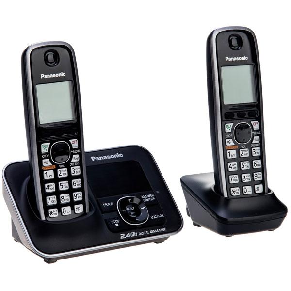 تلفن بی سيم پاناسونيک مدل KX-TG3722   Panasonic KX-TG3722 Wireless Phone